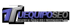 ▷ SEO Bilbao | TuEquipoSEO | Especialistas en Posicionamiento Web Logo
