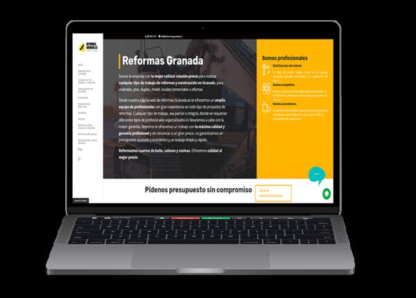 Reformas Granada